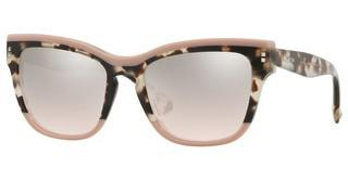 Valentino VA4036 50948Z LIGHT BROWN MIRROR GRADIENTPINK/ICE HAVANA/PINK