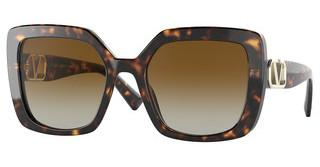 Valentino VA4065 5002T5 GRADIENT BROWN POLARHAVANA