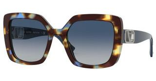 Valentino VA4065 50684L GRADIENT BLUEHAVANA BROWN BLUE