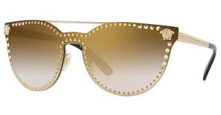 Versace VE2177 12526U LNT PA B6 589+ FLASH OROPALE GOLD