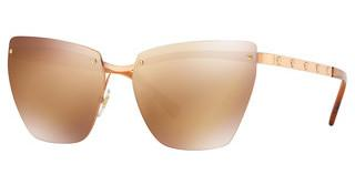 Versace VE2190 14127T ORANGE GOLD MIRRORPINK GOLD