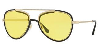 Versace VE2193 125285 YELLOWPALE GOLD/BLACK