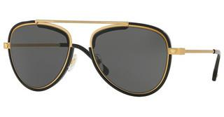 Versace VE2193 142887 GREYTRIBUTE GOLD/BLACK