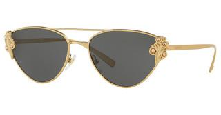 Versace VE2195B 142887 GREYTRIBUTE GOLD