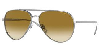 Versace VE2217 100113 LIGHT/DARK BROWN GRADIENTGUNMETAL