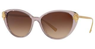 Versace VE4351B 527313 BROWN GRADIENTTRANSPARENT VIOLET
