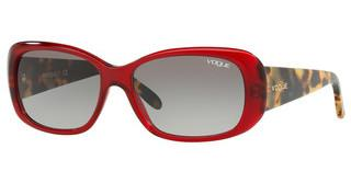 Vogue VO2606S 194711 GREY GRADIENTTRANSPARENT DARK RED