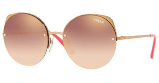 Vogue VO4081S 50756F GRADIENT PINK MIRROR PINKROSE GOLD