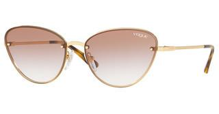 Vogue VO4111S 280/13 CLEAR GRADIENT BROWNGOLD