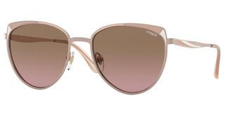 Vogue VO4151S 507514 PINK GRADIENT BROWNTOP ROSE GOLD/MATTE PINK WHITE