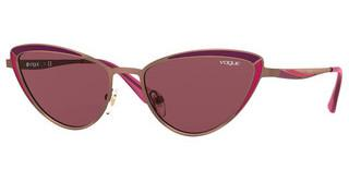Vogue VO4152S 507469 DARK VIOLETTOP MATTE BORDEAUX/COPPER