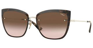 Vogue VO4158S 848/13 BROWN GRADIENTTOP PALE GOLD/DARK HAVANA