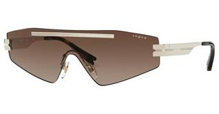 Vogue VO4165S 848/13 BROWN GRADIENTPALE GOLD