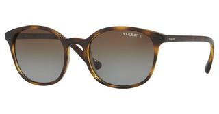 Vogue VO5051S W656T5 BROWN GRADIENT POLARDARK HAVANA