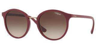 Vogue VO5166S 256613 BROWN GRADIENTDARK RED
