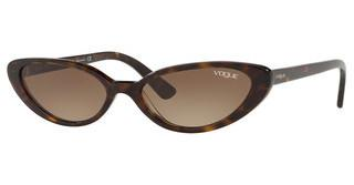 Vogue VO5237S W65613 BROWN GRADIENTDARK HAVANA