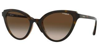 Vogue VO5294S W65613 BROWN GRADIENTDARK HAVANA