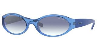 Vogue VO5315S 2801X0 CLEAR GRADIENT BLUETRANSPARENT BLUE