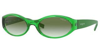 Vogue VO5315S 28028E GREEN GRADIENTTRANSPARENT GREEN
