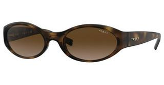 Vogue VO5315S W65613 BROWN GRADIENTDARK HAVANA