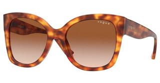 Vogue VO5338S 279213 BROWN GRADIENTYELLOW HAVANA