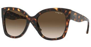 Vogue VO5338S W65613 BROWN GRADIENTDARK HAVANA