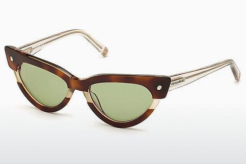 Sonnenbrille Dsquared DQ0333 56N