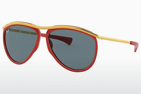 Sonnenbrille Ray-Ban OLYMPIAN AVIATOR (RB2219 1243R5)