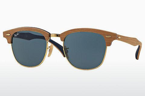 Sonnenbrille Ray-Ban Clubmaster Wood (RB3016M 1180R5)