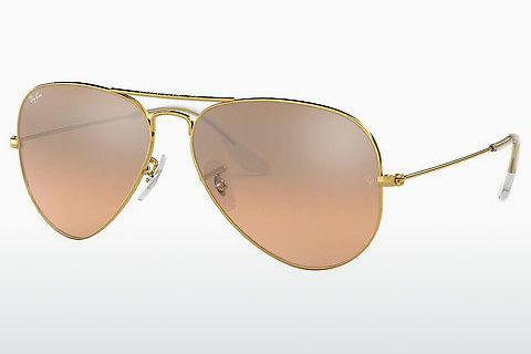 Sonnenbrille Ray-Ban AVIATOR LARGE METAL (RB3025 001/3E)