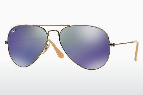 Sonnenbrille Ray-Ban AVIATOR LARGE METAL (RB3025 167/68)