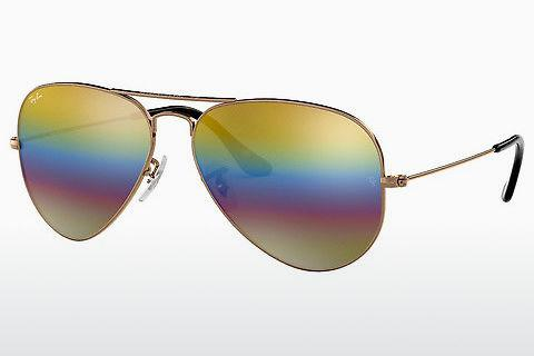 Sonnenbrille Ray-Ban AVIATOR LARGE METAL (RB3025 9020C4)