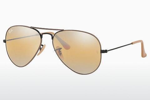 Sonnenbrille Ray-Ban AVIATOR LARGE METAL (RB3025 9153AG)