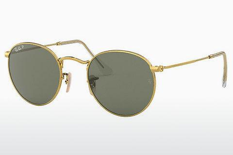 Sonnenbrille Ray-Ban ROUND METAL (RB3447 001/58)
