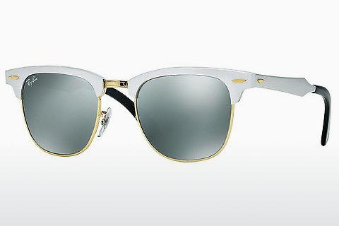 Sonnenbrille Ray-Ban CLUBMASTER ALUMINUM (RB3507 137/40)