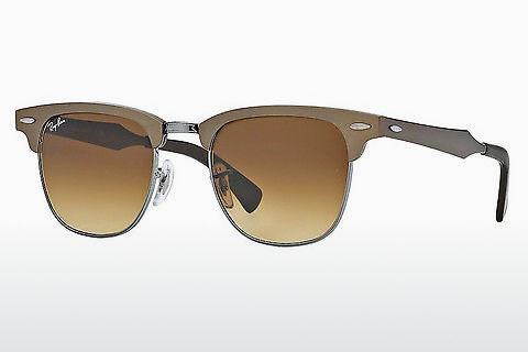 Sonnenbrille Ray-Ban CLUBMASTER ALUMINUM (RB3507 139/85)