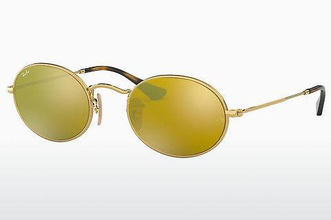 Sonnenbrille Ray-Ban Oval (RB3547N 001/93)