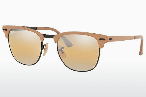 Sonnenbrille Ray-Ban CLUBMASTER METAL (RB3716 9157AG)