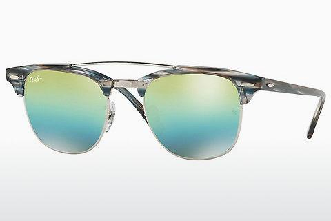 Sonnenbrille Ray-Ban CLUBMASTER DOUBLEBRIDGE (RB3816 1239I2)