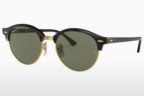 Sonnenbrille Ray-Ban CLUBROUND (RB4246 901/58)