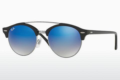 Sonnenbrille Ray-Ban Clubround Double Bridge (RB4346 62507Q)