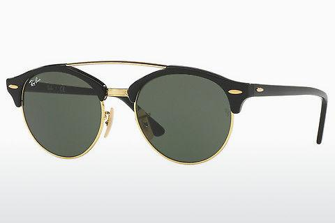 Sonnenbrille Ray-Ban Clubround Doublebridge (RB4346 901)