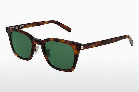 Sonnenbrille Saint Laurent SL 138 SLIM 002
