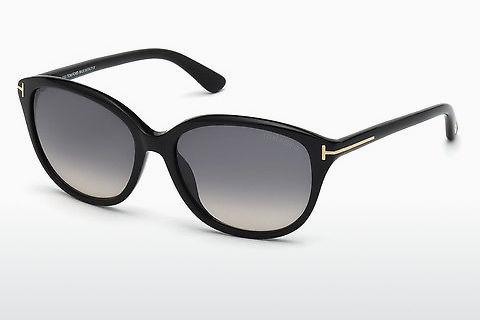 Sonnenbrille Tom Ford Karmen (FT0329 01B)