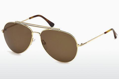 Sonnenbrille Tom Ford Indiana (FT0497 28H)