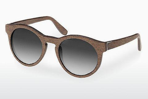 Sonnenbrille Wood Fellas Au (10756 walnut/grey)