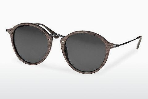 Sonnenbrille Wood Fellas Nymphenburg (10760 walnut/green)