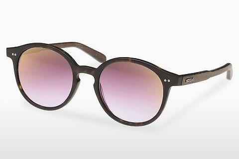 Sonnenbrille Wood Fellas Solln (10763 walnut/havana/rose)