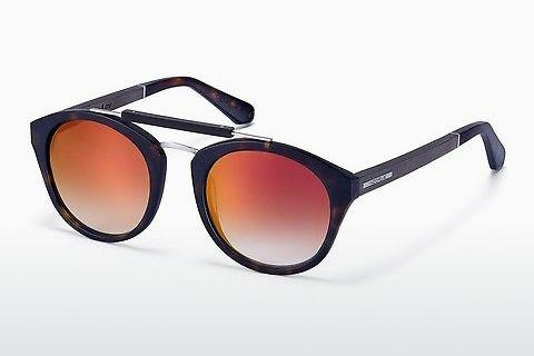 Sonnenbrille Wood Fellas Auerburg (10769 black oak)