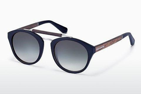Sonnenbrille Wood Fellas Auerburg (10769 walnut)